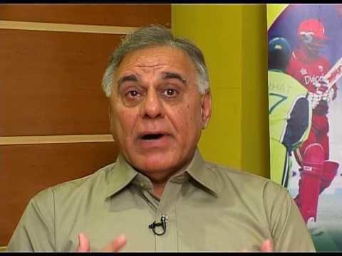 Haroon Rasheed (Cricketer)