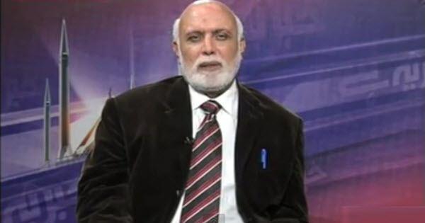 Haroon Rasheeds Personal Attack On Khurram Dastagir Rava