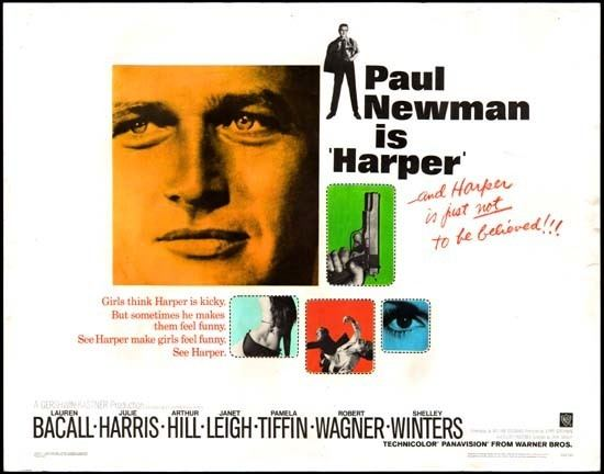 Harper (film) Film Noir Review Harper 1966 Classic Movie Hub Blog