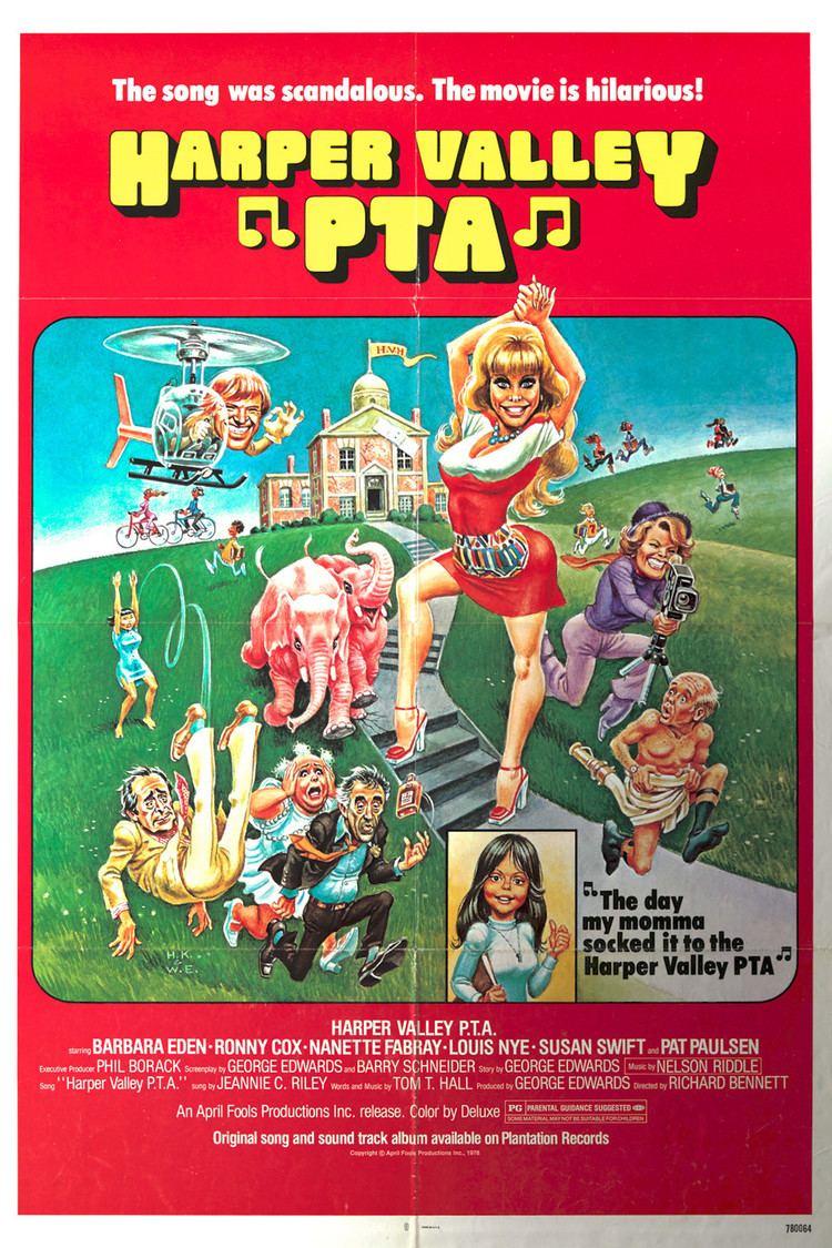 Harper Valley PTA (film) wwwgstaticcomtvthumbmovieposters39306p39306
