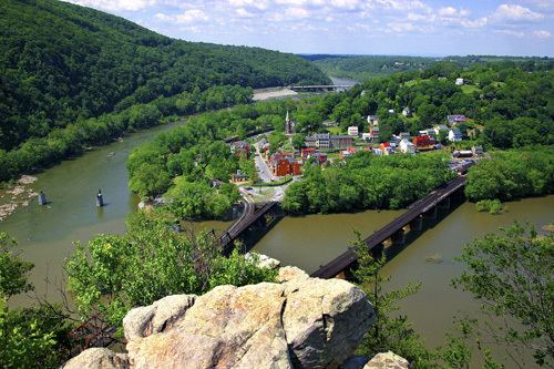 Harpers Ferry National Historical Park Harpers Ferry National Historical Park a Contender for Best Historic