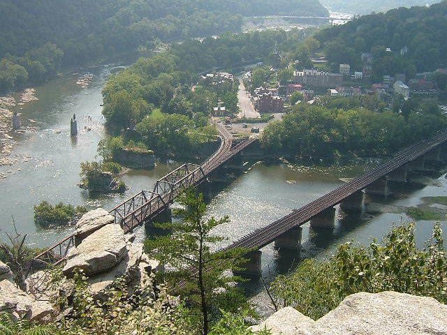 Harpers Ferry National Historical Park Harpers Ferry National Historical Park a West Virginia natlhist