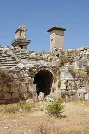 Harpy Tomb Harpy Tomb Wikipedia