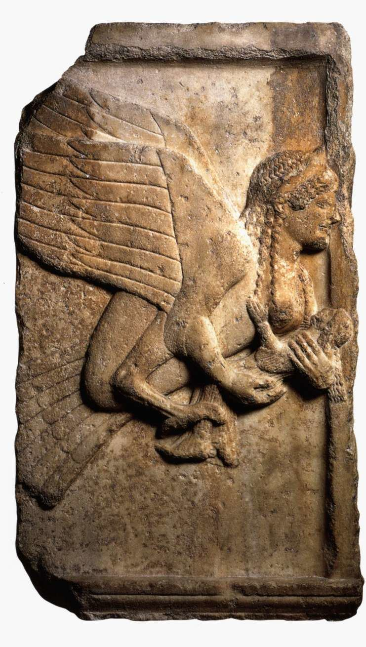 Harpy Tomb Relief panel from the Harpy Tomb