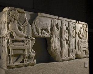 Harpy Tomb wwwbritishmuseumorgcollectionimagesAN00103AN0