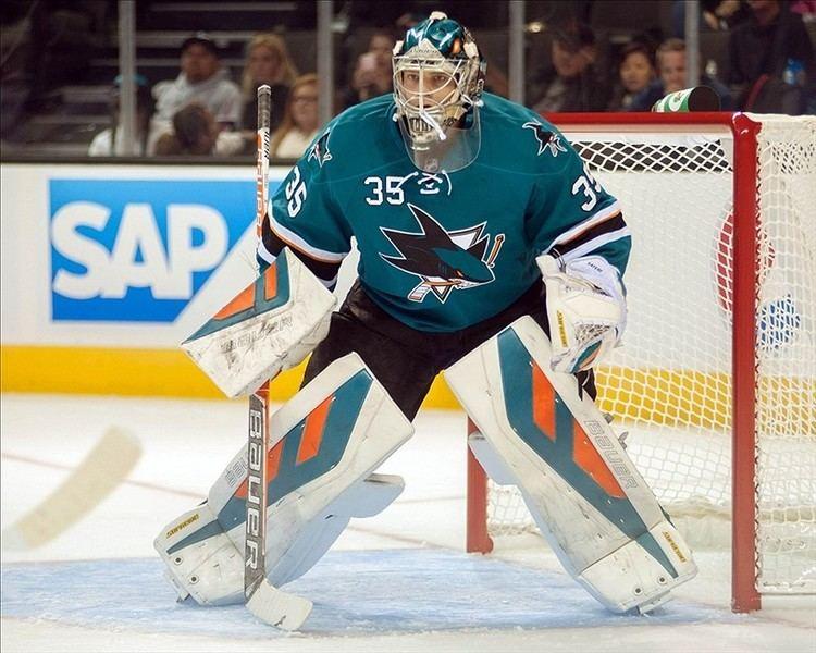 Harri Sateri San Jose Sharks Prospect Files Harri Sateri Blades of