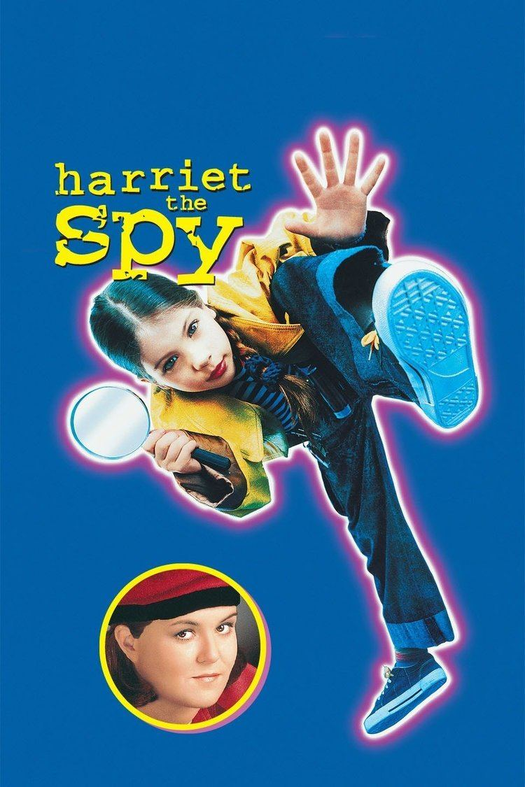 Harriet the Spy (film) wwwgstaticcomtvthumbmovieposters18239p18239