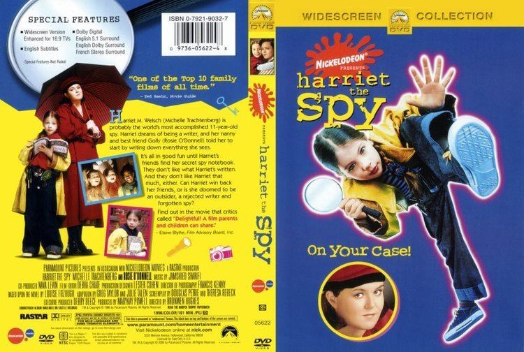 Harriet the Spy (film) Harriet The Spy film by ChowFanGirl12 on DeviantArt