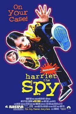 Harriet the Spy (film) Harriet the Spy film Wikipedia