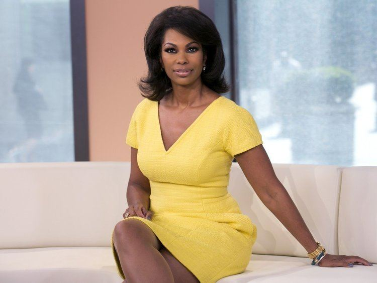 Harris Faulkner Harris Faulkner considered rising star at Fox Saloncom