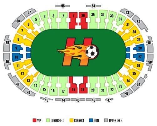 Harrisburg Heat (2012–) The Arena Harrisburg Heat