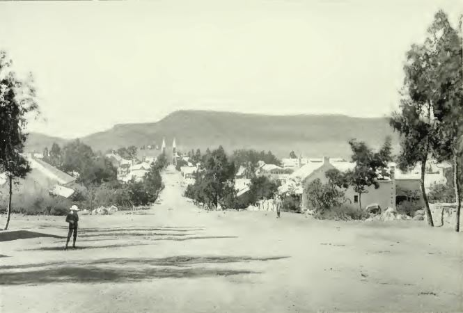 Harrismith in the past, History of Harrismith