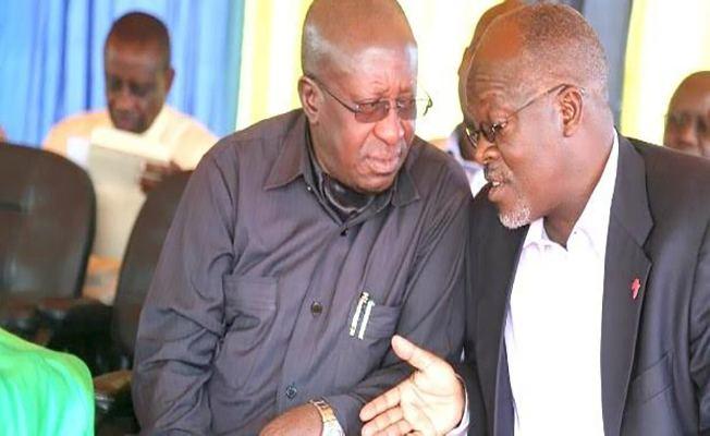 Harrison Mwakyembe Magufuli canceled Minister Mwakyembes order