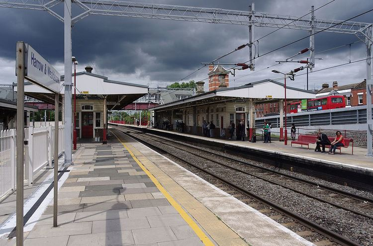Harrow & Wealdstone station