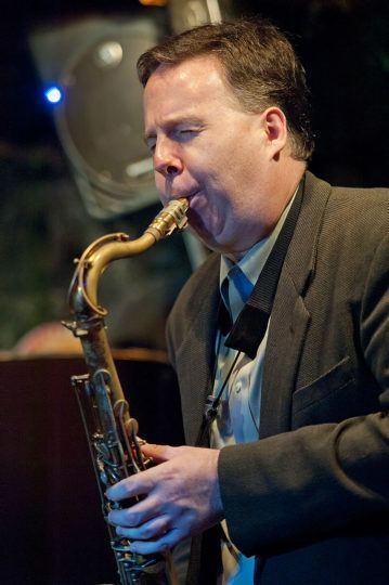 Harry Allen (musician) Harry Allen Jazz Arts Group of Columbus