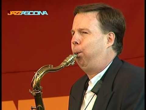 Harry Allen (musician) Harry Allen Quartet JazzAscona 2008 YouTube
