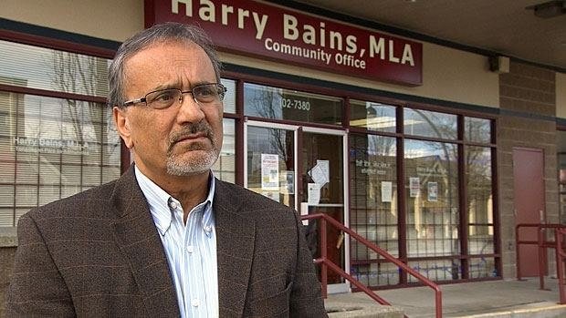 Harry Bains Surrey MLA Harry Bains devastated by death of nephew
