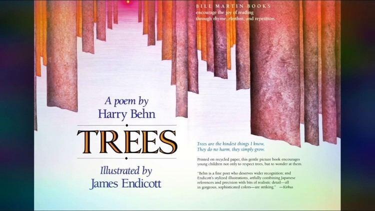 Harry Behn Trees by Harry Behn YouTube