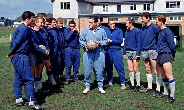 Harry Catterick Everton39s Harry Catterick is the forgotten great of