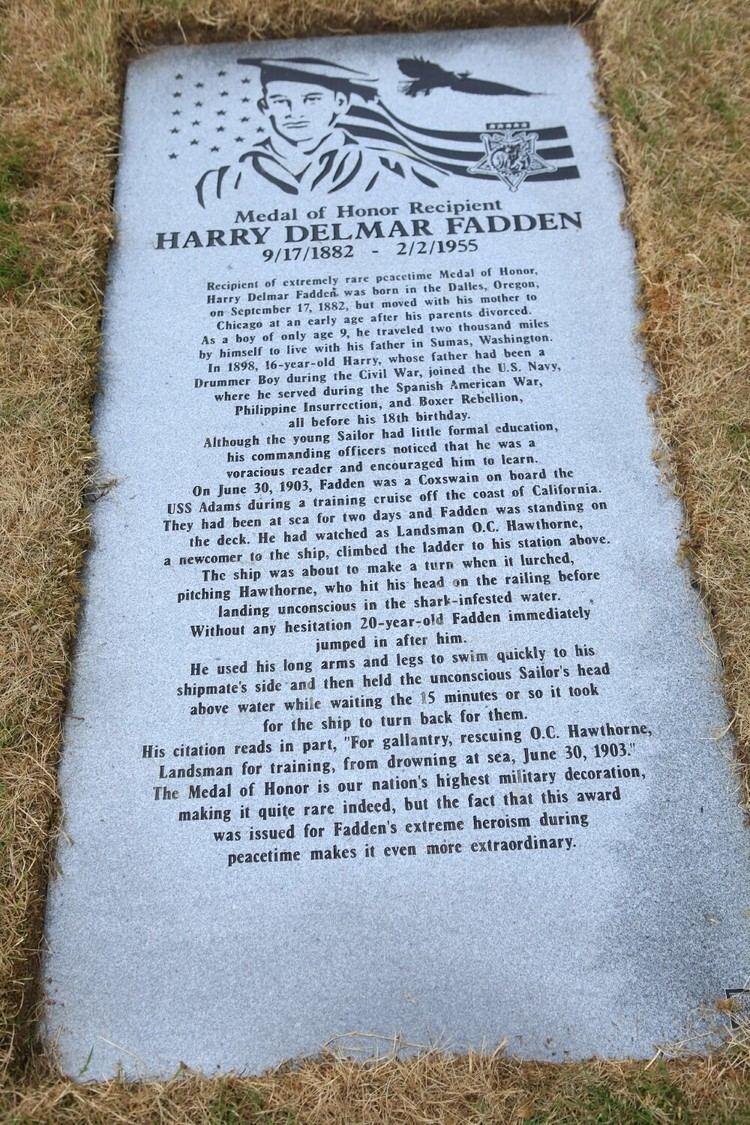 Harry Delmar Fadden Harry Delmar Fadden 1882 1955 Find A Grave Memorial