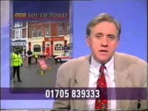 Harry Gration BBC South Today with Harry Gration 27 12 1996 YouTube
