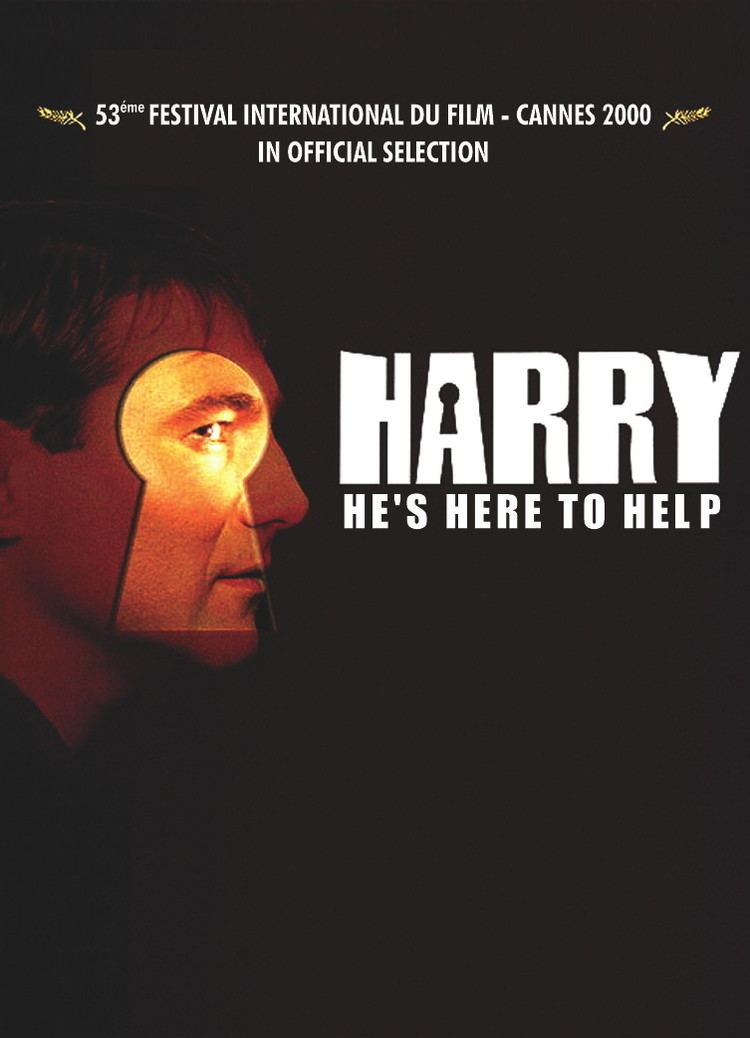 Harry, He's Here to Help Celluloid Dreams Celluloid Dreams Library GH Harry Hes Here