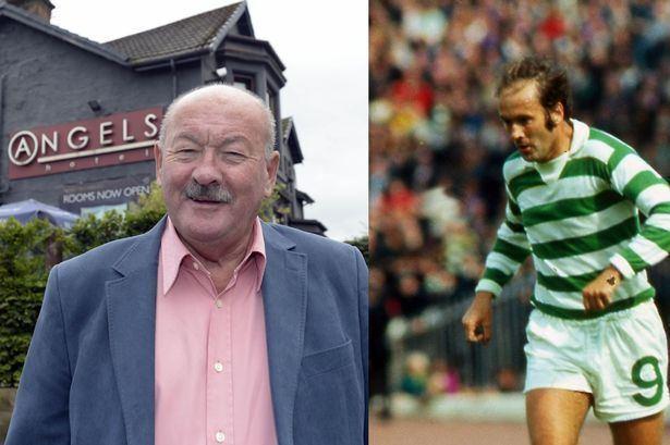 Harry Hood (footballer) Celtic legend and bar owner Harry Hood wants date of Old Firm
