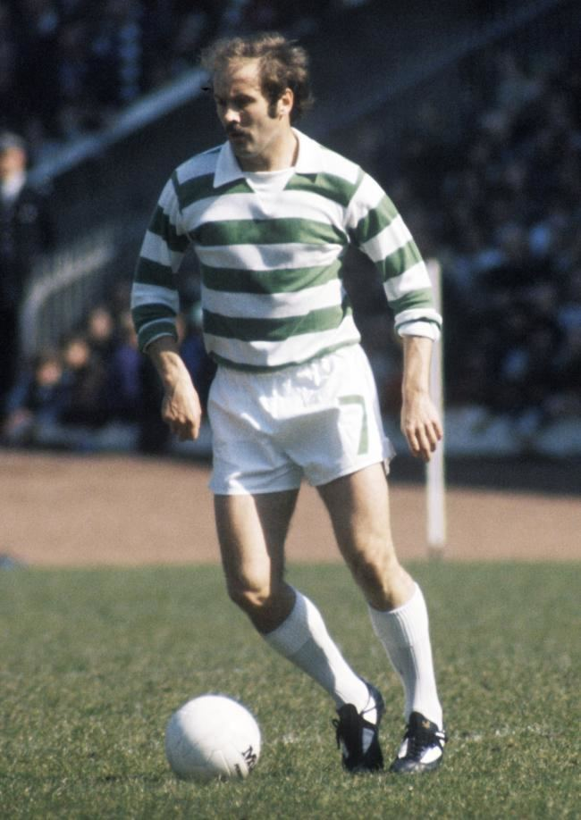 Harry Hood (footballer) Colin Stein Alan Gilzean Celtic fans will tell you they had