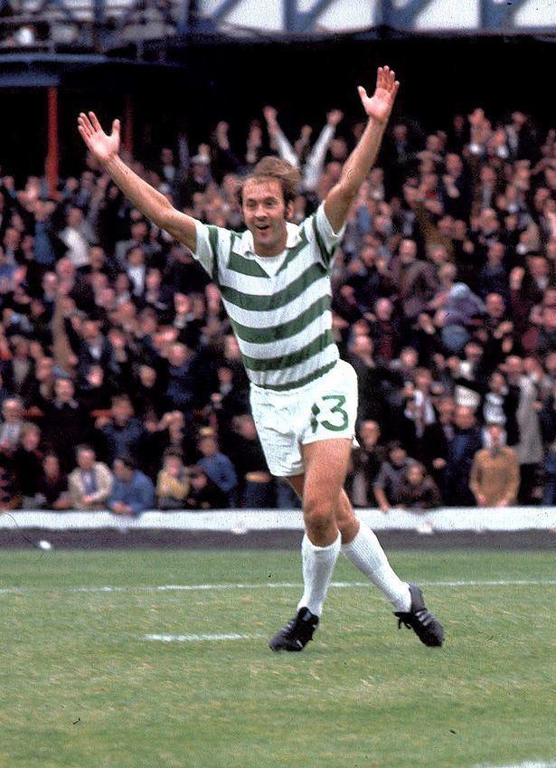 Harry Hood (footballer) Celtic legend Harry Hood says football is a walk in the park