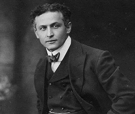 Harry Houdini Harry Houdini Coming to Fort Worth Fort Worth Weekly