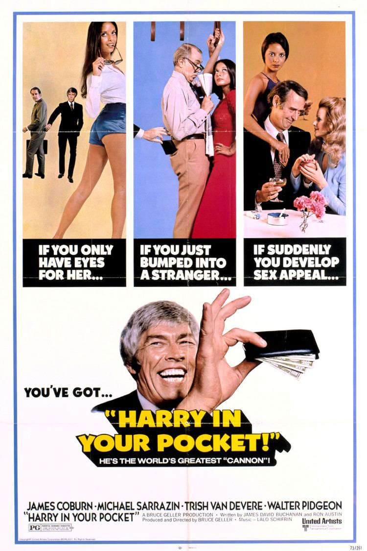 Harry in Your Pocket wwwgstaticcomtvthumbmovieposters18844p18844