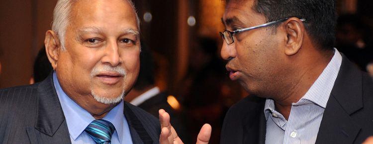 Harry Jayawardena Master businessman and the economic guru The Sunday Times Sri Lanka