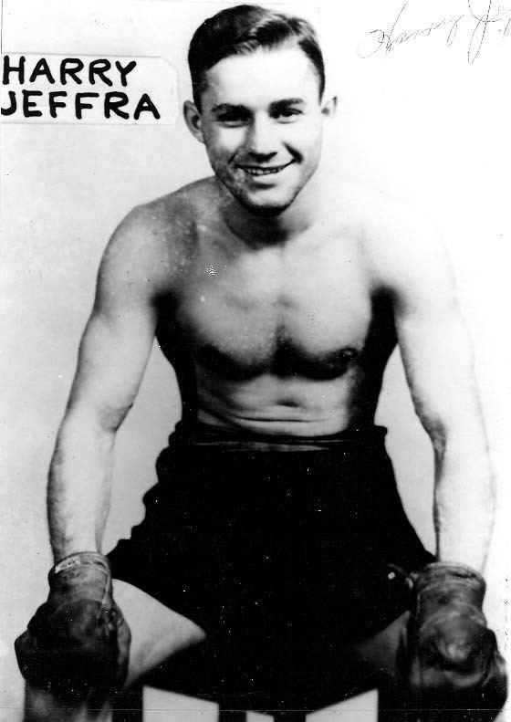 Harry Jeffra Cyber Boxing Zone Harry Jeffra