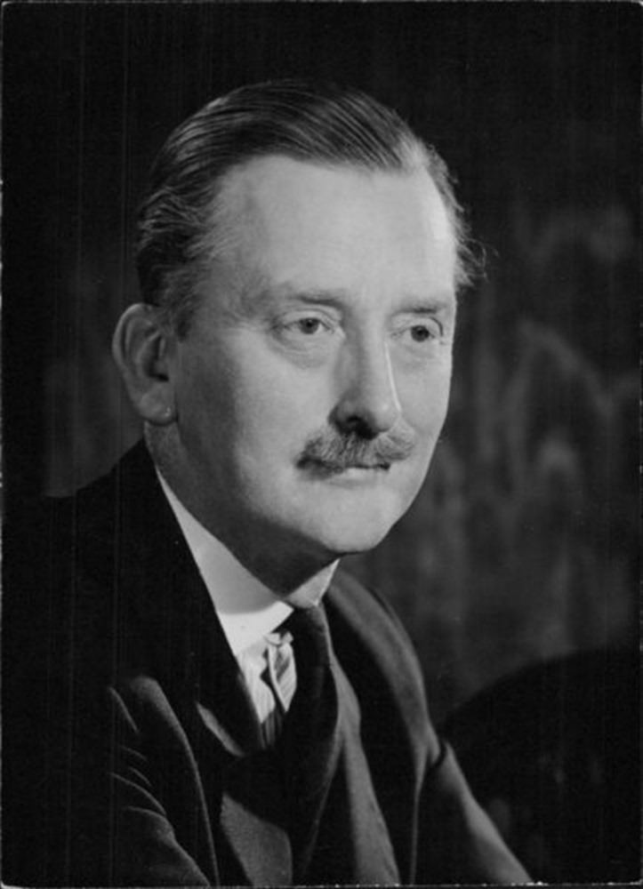 Harry Legge-Bourke Close up of British politician Sir Harry LeggeBourke who was