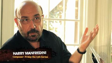 Harry Manfredini Interview Harry Manfredini Composer Friday The 13th