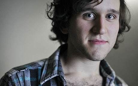 Harry Melling (actor) Harry Potter star My life after Dudley Dursley Telegraph