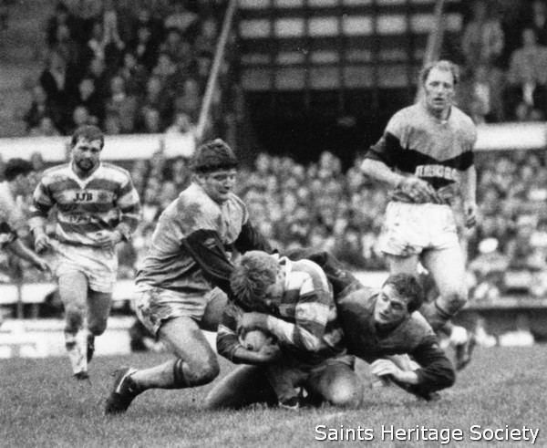 Harry Pinner Harry Pinner and Andy Platt in the tacklejpg