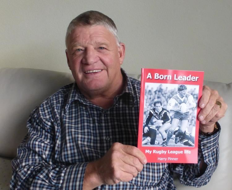 Harry Pinner Win a copy of Harry Pinners autobiography A Born Leader From St