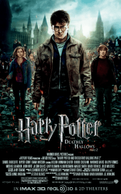 Harry Potter and the Deathly Hallows – Part 2 Watching Harry Potter and the Deathly Hallows Part 2 with Kids