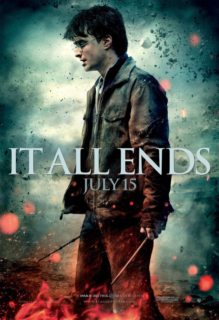 Harry Potter and the Deathly Hallows – Part 2 HARRY POTTER AND THE DEATHLY HALLOWS PART 2 Posters Collider