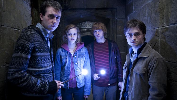 Harry Potter and the Deathly Hallows – Part 2 Harry Potter and the Deathly Hallows Part 2 2011
