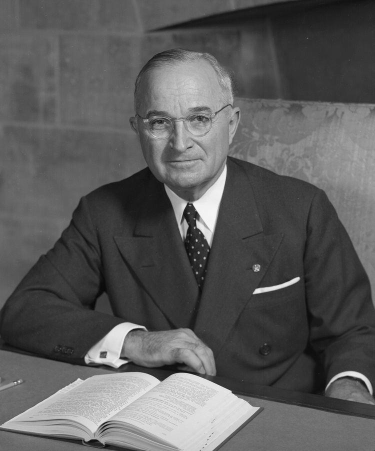 Harry S. Truman Harry S Truman Wikipedia the free encyclopedia