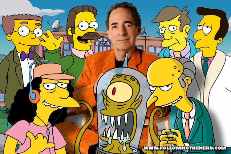 Harry Shearer Harry Shearer has left The Simpsons and trust us Simpsons fans