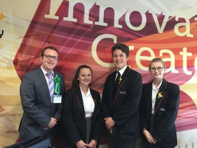 Harry Webb (politician) Yarmouth Green Party candidate Harry Webb declares Ormiston school
