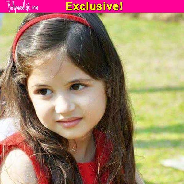 Harshaali Malhotra Bajrangi Bhaijaan39s Harshaali Malhotra wants to be a