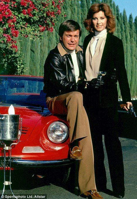 Hart to Hart Heartache Hart To Hart39s Stefanie Powers is setting the record