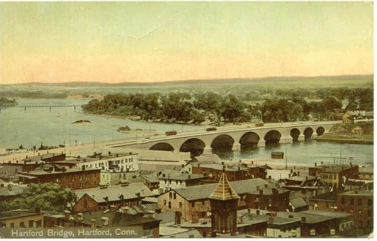 Hartford, Connecticut in the past, History of Hartford, Connecticut