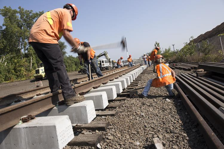 Hartford Line Rail Construction Underway for the Hartford Line to Accommodate More