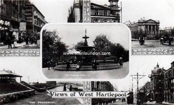 Hartlepool in the past, History of Hartlepool