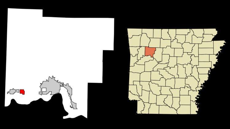 Hartman, Arkansas